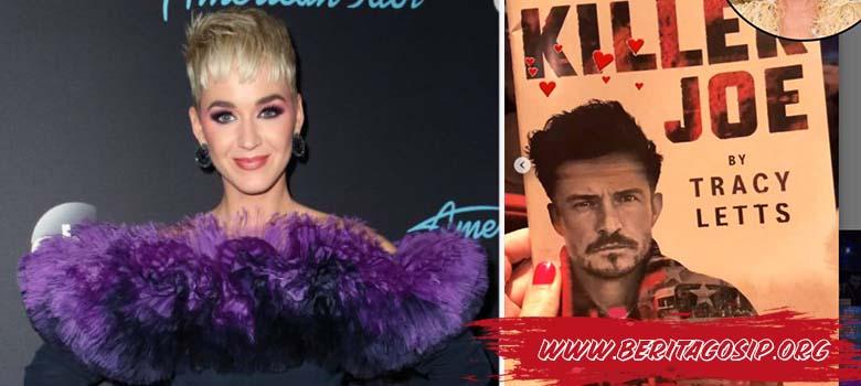 Katty Perry Menyempatkan Diri Melihat Pertunjukan Teater Sang Kekasih
