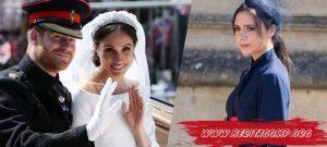 Komentar Victoria Beckham Melihat Gaun Pengantin Yang Dipakai Meghan
