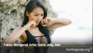 Fakta Mengenai Artis Seksi Jelly Jelo