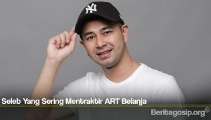 Seleb Yang Sering Mentraktir ART Belanja
