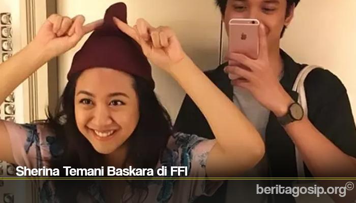 Sherina Temani Baskara di FFI